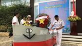 Ban Liên lạc Bộ đội Trường Sa tổ chức lễ tưởng niệm 64 liệt sĩ Gạc Ma
