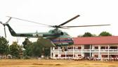 Quân đội tập trung tìm kiếm nạn nhân mất tích vụ vỡ đập thủy điện ở Lào