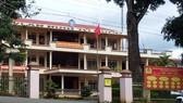 Trụ sở công an huyện Di Linh