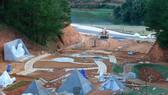 """Dự án nghỉ dưỡng cao cấp tiếp tục """"xẻo"""" đất rừng tại hồ Tuyền Lâm – Đà Lạt"""