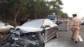 Tai nạn trên tuyến cao tốc Liên Khương – Prenn: 4 người thương vong