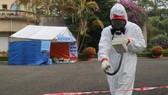 Diễn tập ứng phó sự cố bức xạ và hạt nhân ở Đà Lạt