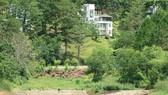 Hàng loạt dự án sai phạm tại hồ Tuyền Lâm 'xếp hàng' chờ xử lý
