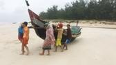 Chiều nay áp thấp nhiệt đới đổ bộ Quảng Ninh - Hải Phòng