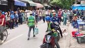 Người dân Hà Nội nhốn nháo vì dư chấn động đất