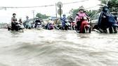 TPHCM có thể tái diễn ngập lụt do triều cường tại các khu vực trũng thấp