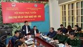 Phó Thủ tướng sẽ là Trưởng Ban Chỉ đạo phòng chống thiên tai