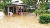 Đợt mưa lũ đầu tháng 8-2019 gây nhiều thiệt hại ở Lâm Đồng.