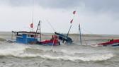 """Đã tìm thấy 10 thuyền viên """"mất tích"""" trên tàu chở than Thái Thụy 88"""