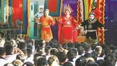 Chương trình sân khấu học đường quảng bá nghệ thuật dân tộc