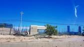 Công trình xây dựng trái phép của Công ty TNHH Điện lực Vĩnh Tân 1