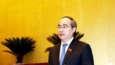 Secretary of the HCMC Party Committee Nguyen Thien Nhan (Photo: VGP)