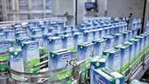 A fresh milk production line of Vinamilk