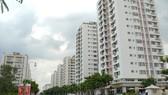 Apartment blocks in HCMC (Photo: SGGP)