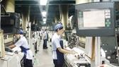 The modern production chain of Thai Tuan Textile and Garment Company (Photo: SGGP)