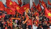 The weather will be fine for Vietnam-Malaysia second leg final match on December 15