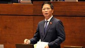 Minister of Industry and Trade Tran Tuan Anh