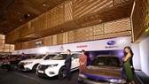 A display at Vietnam AutoExpo 2018 (Photo: VNA)