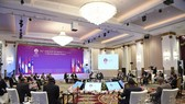 A view of the retreat session within the framework of the 34th ASEAN Summit in Bangkok on June 23 (Photo: VNA)