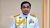 Thai Prime Minister Prayut Chan-ocha (Source: AP)