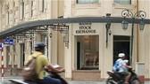The current Hanoi Stock Exchange. (Source:  tinnhanhchungkhoan.vn)