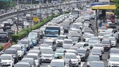 Traffic congestion in Jakarta (Source: The Jakarta Post)