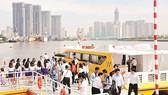 Phát triển đường thủy gắn với sản phẩm du lịch TPHCM