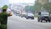Xúc động tiễn đưa Chủ tịch nước Trần Đại Quang về nơi an nghỉ cuối cùng