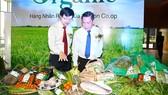 Sản phẩm thương hiệu Co.op Organic đạt  tiêu chuẩn Mỹ  và châu Âu
