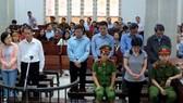 Phiên tòa xét xử Châu Thị Thu Nga