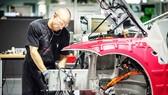 Ngành công nghiệp sản xuất ô tô phát triển tại Mỹ