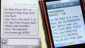 Thị trường viễn thông di động: Hết thời tin nhắn rác?