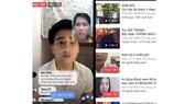 Mỗi clip livestream của các trang Facebook xem bói miễn phí thu hút hàng chục ngàn người bình luận và chia sẻ