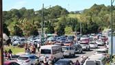 Du khách đến Đà Lạt tăng đột biến, nhiều dịch vụ quá tải