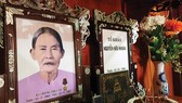 Mẹ Đặng Thị Cấp đã nuôi các con đi theo cách mạng
