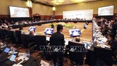 Toàn cảnh Hội nghị Bộ trưởng Tài chính và Thống đốc Ngân hàng Trung ương Nhóm Các nền kinh tế phát triển và mới nổi hàng đầu thế giới (G20) ở thành phố Fukuoka, Nhật Bản ngày 8-6-2019. Ảnh: AFP/TTXVN