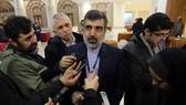 Người phát ngôn của Tổ chức Năng lượng Nguyên tử Iran (AEOI) Behrouz Kamalvandi.  Ảnh: AFP/TTXVN