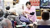 Lao động nước ngoài làm điều dưỡng tại Nhật Bản