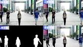 Công nghệ nhận dạng con người qua dáng đi ở Trung Quốc