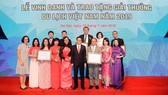 Saigontourist đạt nhiều giải thưởng du lịch Việt Nam 2019