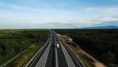 Cao tốc Đà Nẵng - Quảng Ngãi nhìn từ trên cao