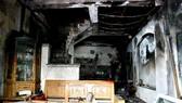 4 người trong gia đình chết ngạt vì cháy nhà