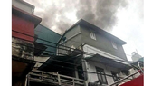 Cháy nhà ở phố cổ Hà Nội, 2 anh em thiệt mạng