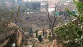 Bắc Ninh: Nổ lớn tại cơ sở mua phế liệu, nhiều người thương vong