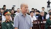 Bị cáo Đinh Ngọc Hệ bị tuyên phạt 12 năm tù giam