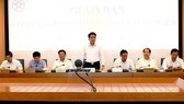 Chủ tịch UBND TP Hà Nội: Cưỡng chế 27 công trình vi phạm ở Sóc Sơn, xử nghiêm bất kể ai