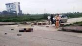 Vụ nam thanh niên dùng kéo đâm chết bạn gái: một CSGT bị đình chỉ