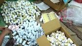 Yêu cầu báo cáo khẩn về đường dây sản xuất thuốc, TPCN giả ở TPHCM