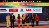 Các doanh nghiệp nhận danh hiệu nơi làm việc tốt nhất Việt Nam