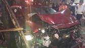 Bắt giam cán bộ ngân hàng gây tai nạn liên hoàn khiến 2 người chết